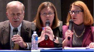 Old Lyme Board of Selectmen debate