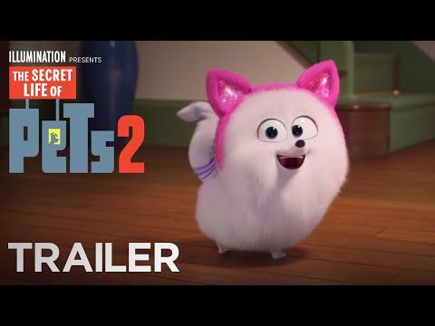 The Secret Life Of Pets 2 - The Gidget Trailer [HD]