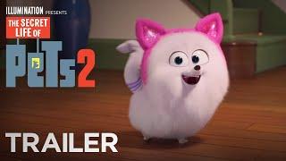 The Secret Life Of Pets 2   The Gidget Trailer [HD]   Illumination