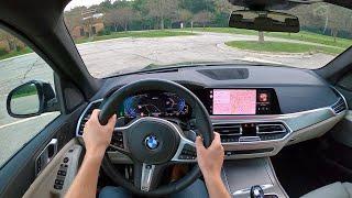 [WR Magazine] 2021 BMW X5 xDrive45e - POV Towing Drive (Binaural Audio)