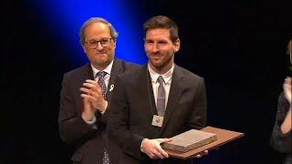 Excelentísimo Señor Lionel Messi