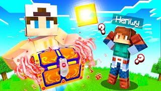 USING MAGIC to find OP LOOT in Camp Minecraft!
