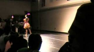 African Dance-When We Were Kings by Bryan McNight