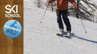 Intermediate Ski Lesson #4.2 - Edging