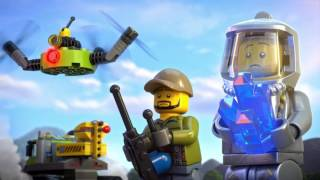 Explore the Secrets of the Lava - LEGO City - 2HY16