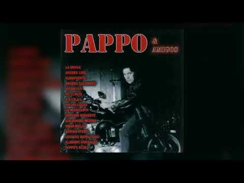 08 Con Elvira Es Otra Cosa - Pappo & Adrián Otero - Pappo y Amigos Vol 1 (AUDIO OFICIAL)