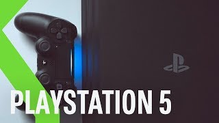 "PlayStation 5: GRÁFICOS 8K, ""ray tracing"" y RETROCOMPATIBILIDAD. PRIMEROS DETALLES PS5"