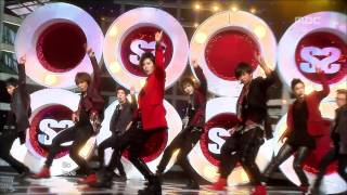 SS501 - Love Like This, 더블에스오공일 - 러브 라이크 디스, Music Core 20091024