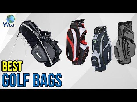 10 Best Golf Bags 2017