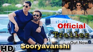 Sooryavanshi Movie, Sooryavanshi Trailer Out Now, Akshay Kumar, Katrina Kaif