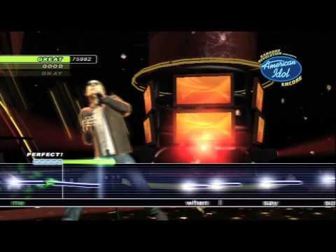 karaoke revolution presents american idol encore 2 with microphone - xbox 360