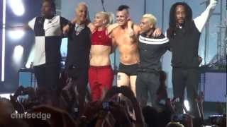 HD - No Doubt Live! Spiderwebs (+Curtain Call) 2012-11-24 Gibson Amphitheatre Universal City, CA