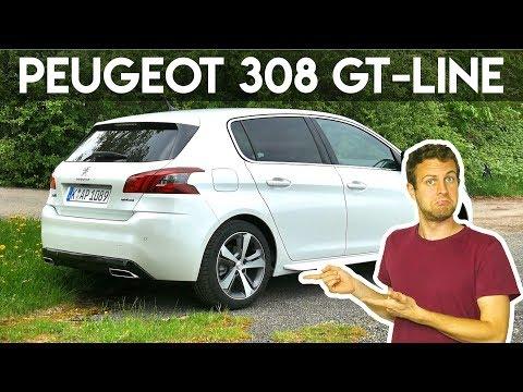Warum kein 308? Peugeot 308 1.2 PureTech 130 GT line | Fahrbericht | Fahr doch