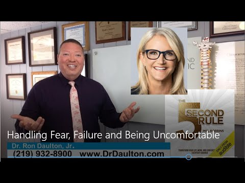 Handling Fear, Failure and Being Uncomfortable