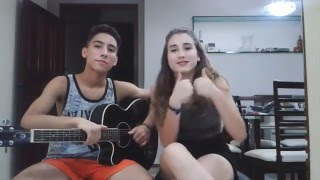 I Know What You Did Last Summer - Cover By Clari & Gabriel Nogueira