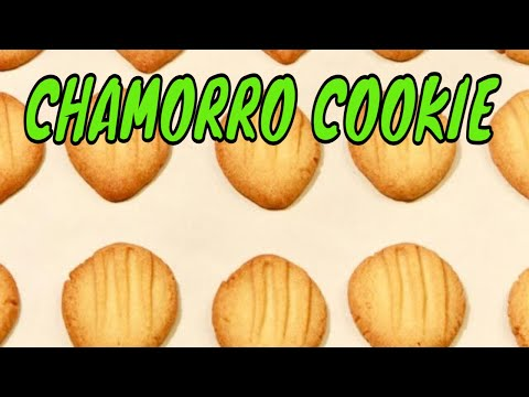 Nan Chong's Guam Cookies recipes