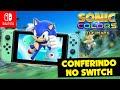 Sonic Colors Ultimate T Cheio De Bug Mesmo Conferindo N