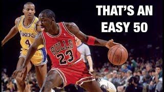 Michael Jordans BEST Trash Talking Stories