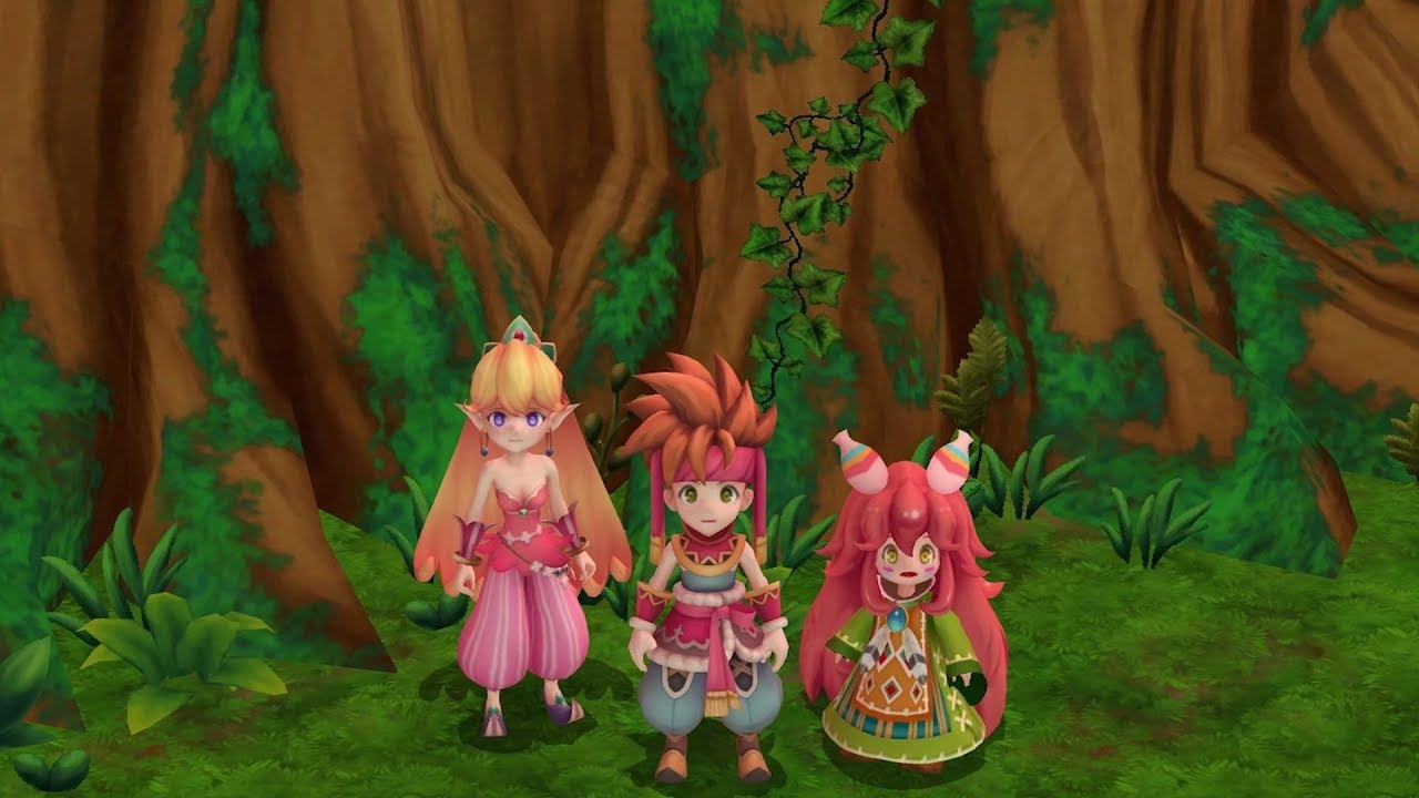 Video Secret of Mana [PC Download]