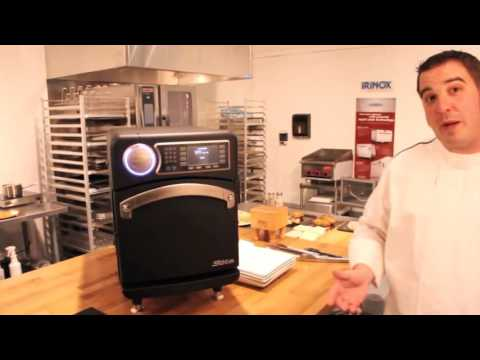 video 2, Four à cuisson rapide SOTA SINGLE MAG TURBOCHEF