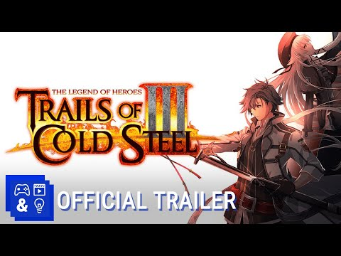 The Legend of Heroes: Trails of Cold Steel III (PC) - Steam Key - GLOBAL - 1