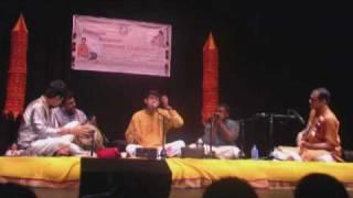 Tiruvarur Vaidyanathan Student Avinash Arangetram w/ Sikkil Gurucharan