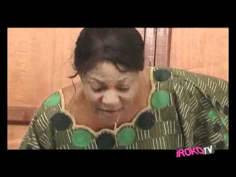 Osuofia Insulted By Wife For Being Lazy