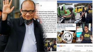 Viral, Juru Parkir di Sukabumi Ingin Mendonorkan Matanya untuk Novel Baswedan