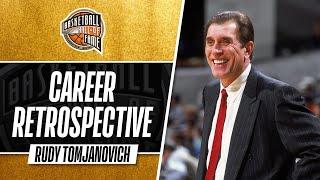 Rudy Tomjanovich   Hall of Fame Career Retrospective