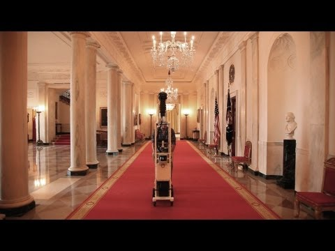Google street view entra nella Casa Bianca