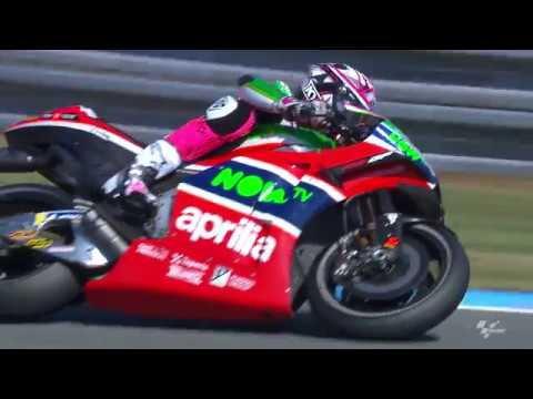 Aprilia Racing Team Gresini preview the Czech GP
