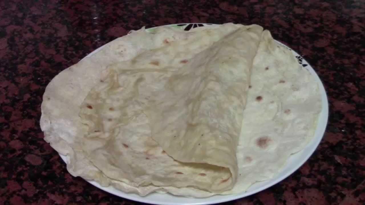 PAN DE FAJITAS | recetas de cocina faciles rapidas y economicas de hacer - comidas ricas