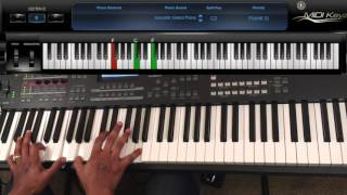 In Jesus Name (Israel Houghton)::Piano cover