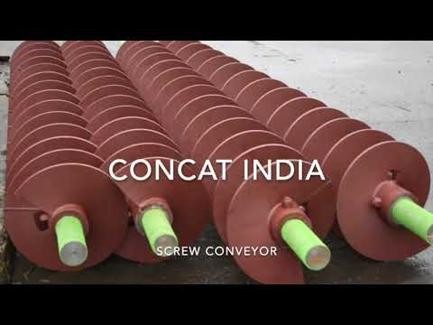 Cement Feeding Screw Conveyor