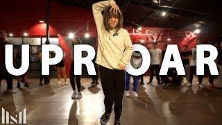 """Lil Wayne - """"UPROAR"""" Dance   Matt Steffanina & Gabe De Guzman"""