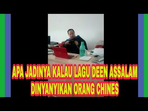 , title : 'lagu deen assalam nissa sabyan versi chines'