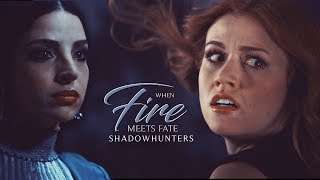 Shadowhunters - Fire meets Fate