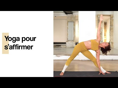Yoga pour s'affirmer – 30 min