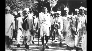 Mahatma Gandhi - Salt March