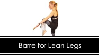 BARRE WORKOUT: LEAN LEGS by Workout Hotel
