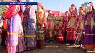 Автоэкспедиция «Земляки» приняла участие в празднике Усть-Цилемская Горка