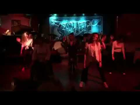Halloween Choreo - video is low quality however works for this piece.