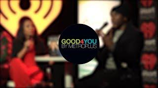 Charlamagne Tha God Talks Mental Health With Metroplus Health