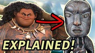 Moana Characters Explained: The Mythology Behind Moana.