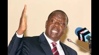 CS Fred Matiang'i addresses the crisis in the education sector
