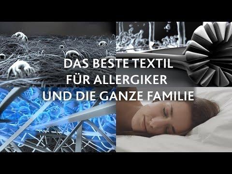 Evolon® -  chemikalienfreies Textil  für milbendichte Encasings und Matratzen, Kissen und Bettwäsche
