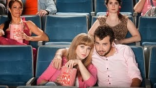 How to Make Out at the Movies | Kissing Tutorials