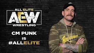 Why CM Punk Could Still Go To AEW