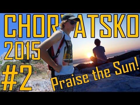 Kadeho Průvodce (Chorvatsko) /#2/ Hradní Ice Bucket Challenge & Východ slunce! [FullHD]