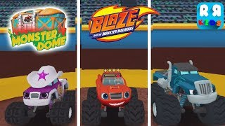 Blaze and the Monster Machines - Monster Dome Track 10 - 15